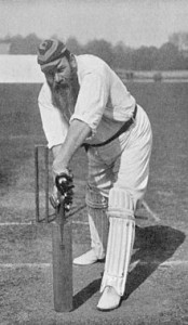 220px-Ranji_1897_page_171_W._G._Grace_playing_forward_defensively